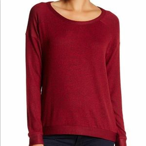 Harlowe & Graham Soft Pullover Sweater